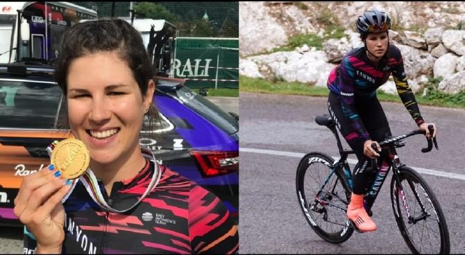 Mondiali di ciclismo su strada ad Innsbruck: iridata la Cecchini nella crono a squadre