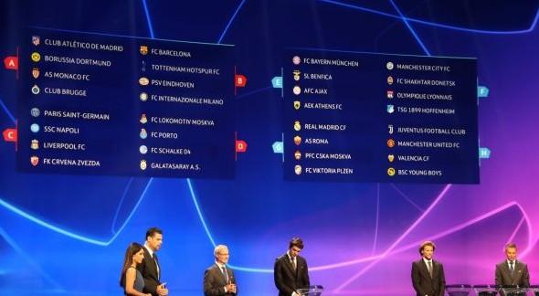 Partite Champions Calendario.Champions League Il Calendario Delle Italiane In Tv Una