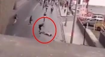 Messico, il brutale pestaggio al tifoso del Tigres registrato dalle telecamere