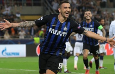 Inter, ancora Vecino! Pareggio show di Icardi, poi la zuccata nel recupero: Tottenham battuto, ritorno in Champions col sorriso