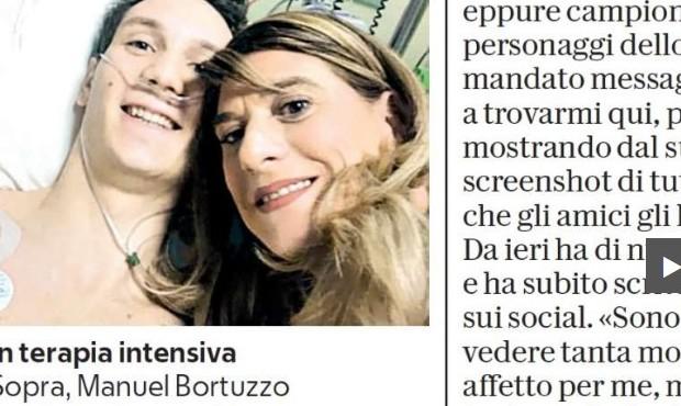 La polemica tra la giornalista di Repubblica e la famiglia di Manuel Bortuzzo