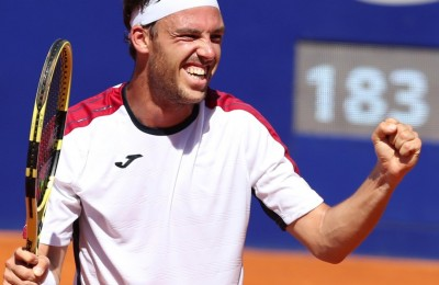 Il palermitano Marco Cecchinato è il nuovo numero 1 del tennis italiano
