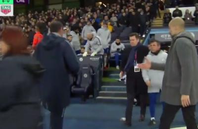 Esonero per Sarri? Perde 6-0, non stringe la mano a Pep: arriva Lampard?