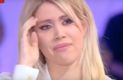 """Wanda Nara in lacrime. Ora dice: """"Non vogliamo andare via dall'Inter"""""""
