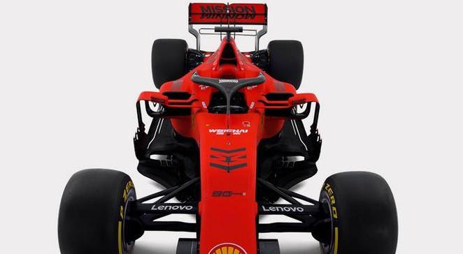 Ecco la Ferrari SF90, lunedì debutto in pista e il 17 marzo nel Gp di Melbourne