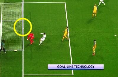 Scandalo Goal Line Tecnology? Secondo gli spagnoli quello di Ronaldo non era gol!
